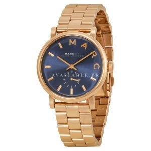 Marc Jacobs Women's MBM3330 Baker Rose Gold-Tone Watch