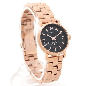 Marc Jacobs MBM3332 Gold Steel Bracelet Case Women Watch