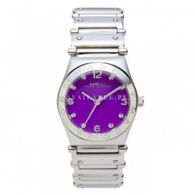 Marc Jacobs Women's MBM8560 Jorie Crystal Stainless Steel Watch