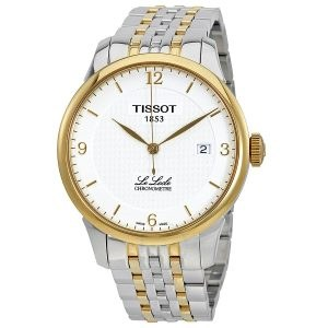 Le Locle Automatic Silver Dial Men's Watch #T006.408.22.037.00