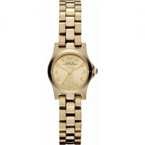 Marc by Marc Jacobs MBM3199 Ladies Henry Gold Tone Watch