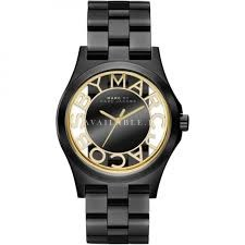Marc Jacobs Women's MBM3255 Skeleton Stainless Steel Watch