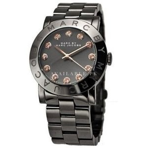 Marc Jacobs MBM8596 Women's Gunmetal Grey Stainless Steel Watch