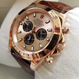Rolex Daytona Automatic Chronograph Rose Gold Mens Watch Price In Pakistan
