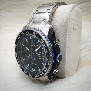 Tissot Beast PRS 516 Chronograph Blue Ring Mens Watch Price In Pakistan