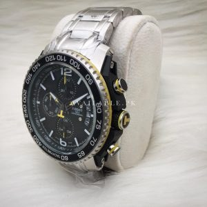 Tissot Beast PRS 516 Chronograph Yellow Ring Mens Watch Price In Pakistan