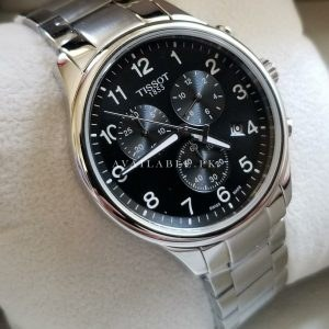 Tissot XL Classic Chronograph Black Mens Watch Price In Pakistan