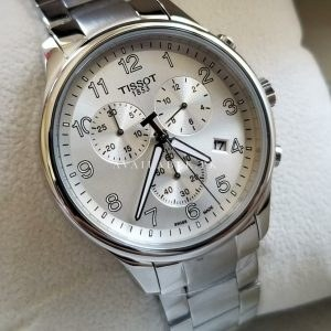 Tissot XL Classic Chronograph White Dial Mens Watch Price In Pakistan