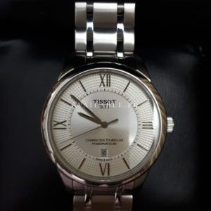 Tissot Tradition 1853 Roman Digits Stainless Steel Mens Watch