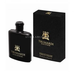 Trussardi Black Extreme EDT Perfume For Men 100ML