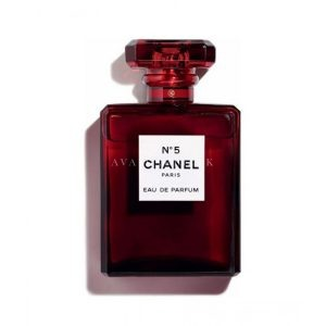 Chanel N°5 Red Limited Edition Eau de Parfum For Women 100ml