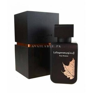 Rasasi La Yuqawam Homme Eau De Parfum For Men 75ml