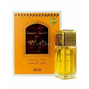 Rasasi Khaltat Al Khasa Attar EDP Perfume For Unisex 50ML