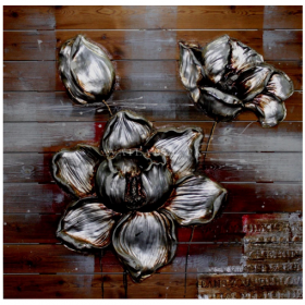 HSK Art - LOTUS | Genre: CONTEMPORARY ART Painting