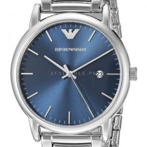 Emporio Armani AR8033 Blue Dial Quartz Men Watch Price In Pakistan