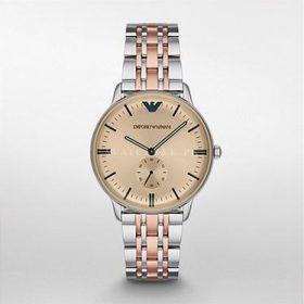 Emporio Armani AR2070 Two Tone Her Watch Price In Pakistan