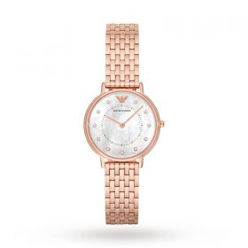 Armani AR11006 Rose Gold Ladies Watch Price In Pakistan