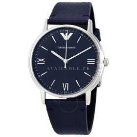 Emporio Armani AR11012 All Blue Ladies Wrist Watch Price In Pakistan