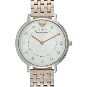 Armani Ar2508 Two Tone Ladies Watch Price In Pakistan
