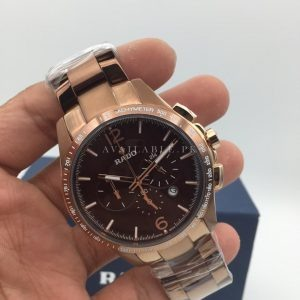 Rado HyperChrome Chronograph All Copper Mens Watch Price In Pakistan