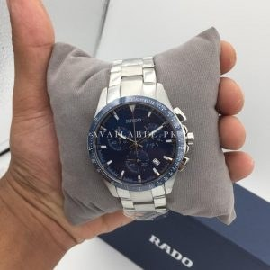 Rado HyperChrome Chronograph Blue Dial Men's Watch R32259203 Price In Pakistan