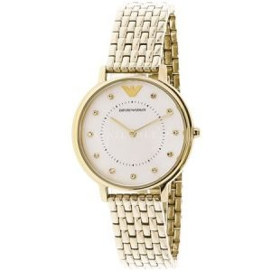 Armani AR11007 Golden Ladies Watch Price In Pakistan