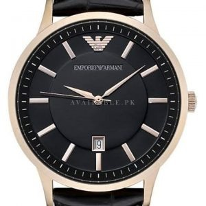 Armani AR2425 Black Classic Men Watch Price In Pakistan