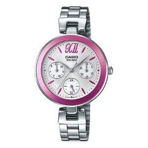 Casio LTP-E407D-4AV For Women