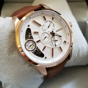Fossil ME1099 Twist Rose Gold Men Watch Price In Pakistan