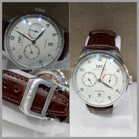 Iwc Chronometer 7 Days Power Reserve Automatic Men's Watch Price In Pakistan