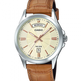 Casio Standard MTP-1381L-9AV- For Men