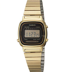 Casio Women's Digital Watch LA670WGA-1DF