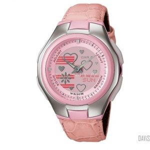 Casio General Ladies Watches Poptone LCF-10D-4AVDRCasio General Ladies Watches Poptone LCF-10D-4AVDR