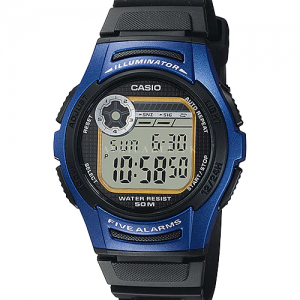 Casio Standard W-213-2AV- For Men