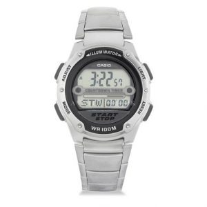 Casio General Men's Watches Digital W-756D-1AVDF