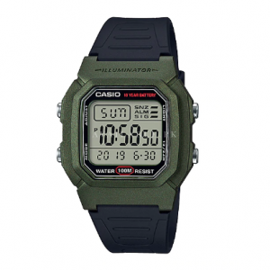 Casio General Men's Watches W-800HM-3AV