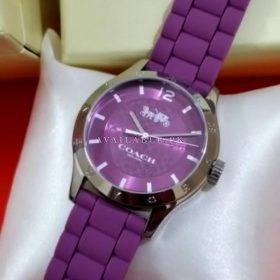 Coach Maddy All Purple Women's Watch Price In Pakistan