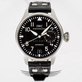 IWC Big Pilot 5004 7 Day Power Reserve Automatic Mens Watch