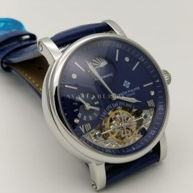 Patek Philippe Tourbillon Blue Automatic Men's Watch Price in Pakistan