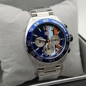 Tag Heuer Chronograph Blue Racing Edition Men Watch Price in Pakistan