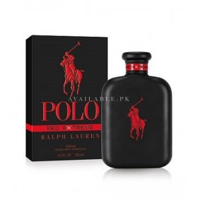 Ralph Lauren Polo Red Extreme EDP Perfume For Men 125ML