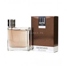 Dunhill London Brown Boxer Eau De Toilette For Men 75ml