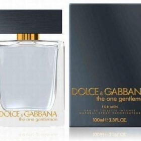 Original Dolce & Gabbana The One Gentle Man - 100ml EDT Price In Pakistan