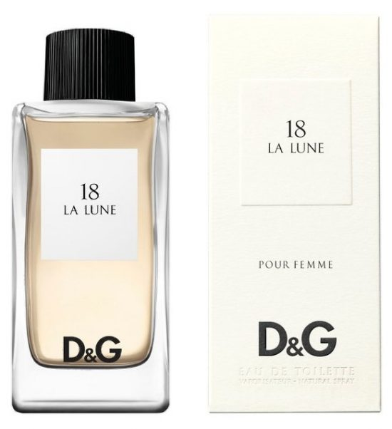D&G 18 La Lune - 100ml EDT Original Perfume For Women Price In Pakistan