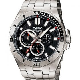 Casio - Enticer Watch - Men's - MTD-1060D-1AVDF Price In Pakistan