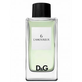 Original D&G 6 L'Amoureux - 100ml EDT - For Men Price In Pakistan