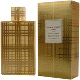 Burberry Brit Gold - 100ml EDP Original Perfume For Women Price In Pakistan