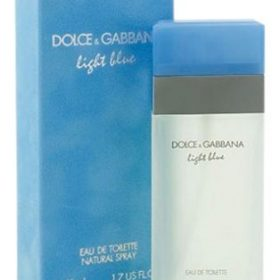 Original Dolce & Gabbana Light Blue Women - 50ml EDT Price In Pakistan