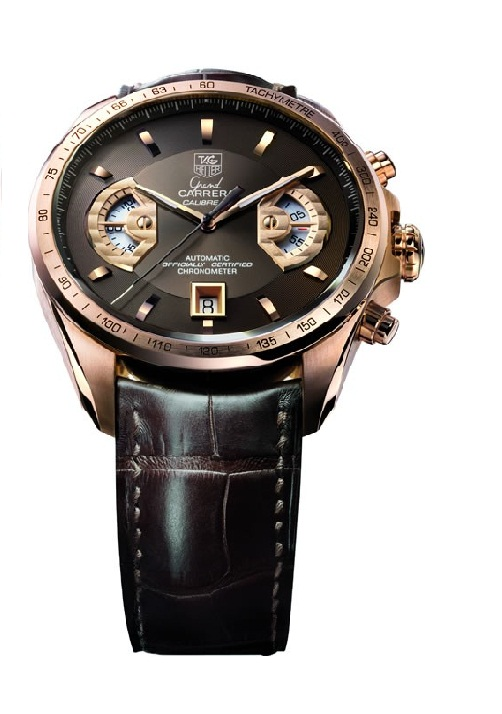 Tagheuer Grand Carrera Calibre 17 Limited Edition Price In Pakistan