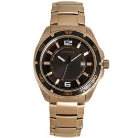 Citizen BK2522-58E - Stainless Steel Watch - Golden Price In Pakistan